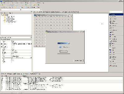 我的第一隻 WxWidgets 程式